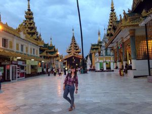 2 days at Yangon, Myanmar