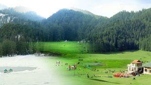 Khajjiar Mini Switzerland - Best places to stay in Himachal Pradesh