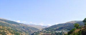 Summer in an Alpujarran Village, Capileira Granada Province