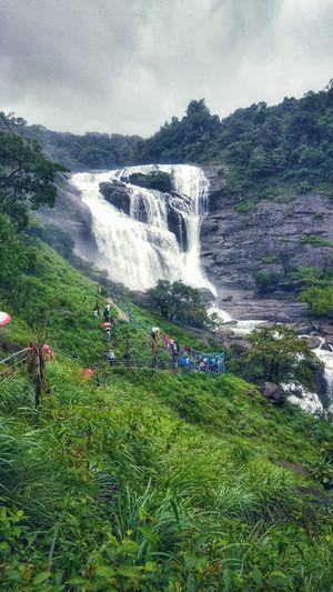Mallalli falls- Natures gift