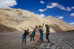 Much awaited and Unforgettable Driving trip to Laddakh :All Girls