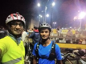 Mumbai TO Goa cycle tour via Coastal route Konkan in 3.5 days