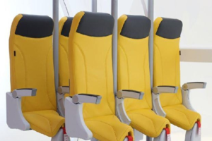 Hate Cramped Leg Room on Flights? You May Soon Have to Fly Standing Up