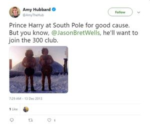 You Must Run Naked to the South Pole to Join the Elite 300 Club