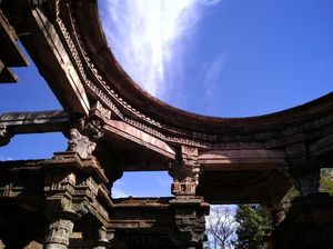 Polo forest - The Jain Temple ruins