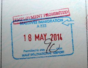 Visa for Indians - Maldives