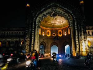 Lucknow Rumi Darwaza