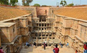 Glimpses of Rani ki Vav, Patan, Gujarat