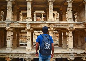 Rani ki Vav of Patan - The Time Travel in Chalulya Dynasty !