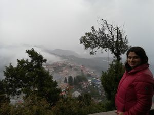 Journey to Mussoorie: hill station in Utrakhand, the land of Gods!