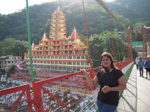 Rishikesh-Sacred city on the banks of river Ganga