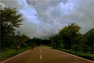 An ordinary traveller::: Dhanaulti!!