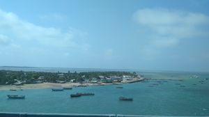 SUTs I - First solo trip. First stop: Rameshwaram