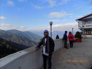 Darjeeling, Sikkim and Lachen.