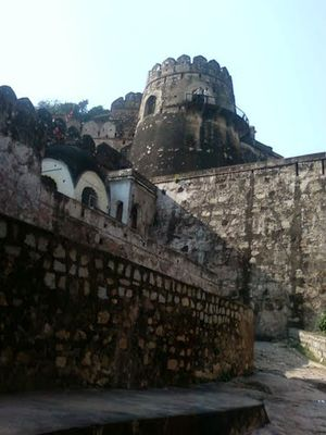 Jhansi Fort 1/undefined by Tripoto