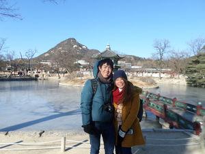 SGD1600 for 12 Days in Korea
