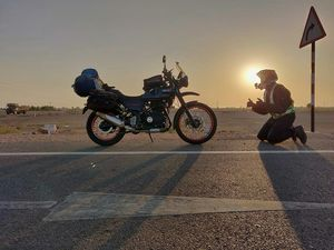 Bike Tour of  RAJASTHAN