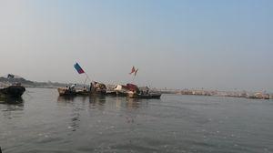 Triveni Sangam Allahabad 1/undefined by Tripoto