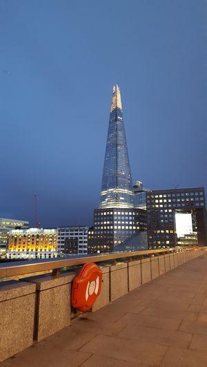 Living the London Dreams!