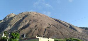 Savandurga Trek - Asia's Largest Monolith