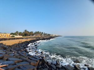 Pondicherry! - A must place for beautiful Beaches, Culture, Museum, Ashrams!