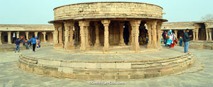 This Temple Inspired The Design Of Indian Parliament House