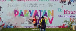 Paryatan Parv – Indian Handicraft, Food and Cultural performances