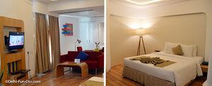 Smart Rooms that respond to voice commands #luxurygetaway