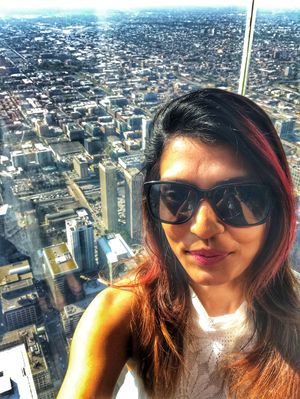 This city stuns you in all the possible ways #SelfieWithAView #TripotoCommunity