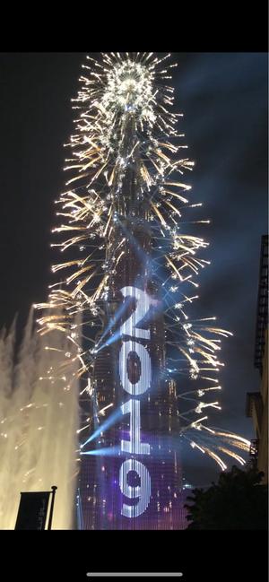 New Year Eve In Dubai A Short Trip