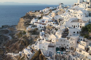 Santorini to Myknoos my most romantic trip ever #romantictrip