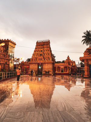 #BestTravelPictures Culture  The stunning Bahubali-esque Gokarnanath Temple in Mangalore