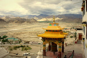 Feel on top of INDIA - LEH,LADAKH