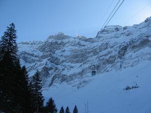 Top of Alpstein (Säntis)