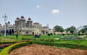 Mysore, short 2 day trip from Bangalore