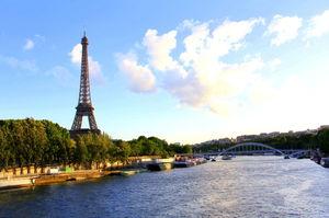 MY SPRINGTIME PARIS