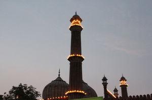 An Iftar evening in Delhi 6