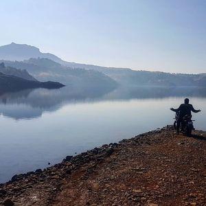 Winter ride to Igatpuri