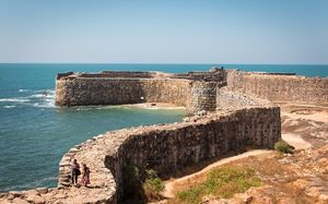 Sindhudurg Fort 1/undefined by Tripoto