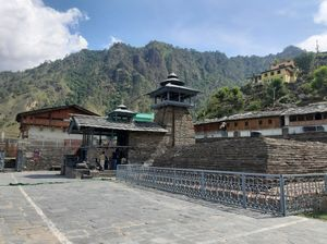 Lakhamandal- It was a close call for Pandvas