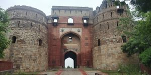 Purana Quila-Steeped in History