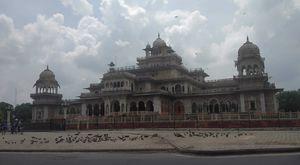 Astounding Albert Hall,Jaipur