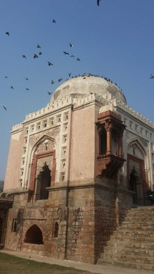 Forgotten historical gems of times bygone-Zafar Mahal, Begumpur Mosque and Madhi Mosque,Delhi