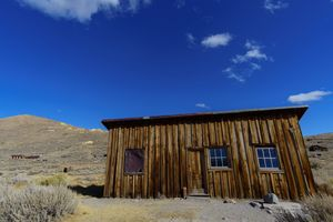 The day I ended up in a Wild West Ghost town