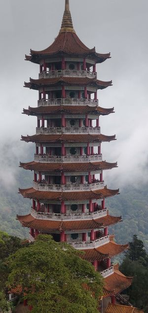 Unknown temple in Genting