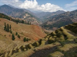 A vist to Lakhandra Village ( Karnali Pradesh, Dailekh- Nepal )
