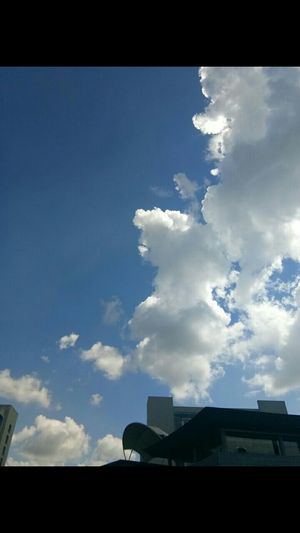 """Sky is the limit""  #colourblue"