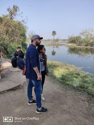 "Visit to Bharatpur Bird Century ""Unesco's world heritage site"""