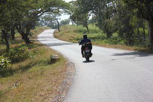 Bike ride all the way (Chennai getaway)