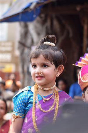 Mumbai in festive mode - Girgaon shobhayatra.